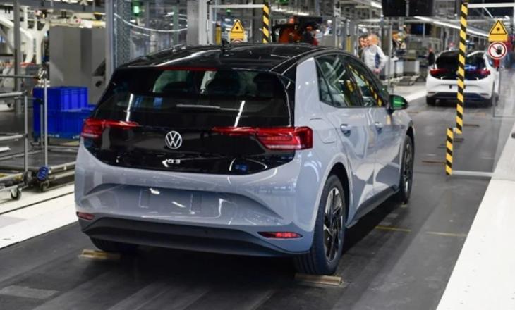 Volkswagen planifikon të nisë prodhimin në Gjermani në fund të prillit