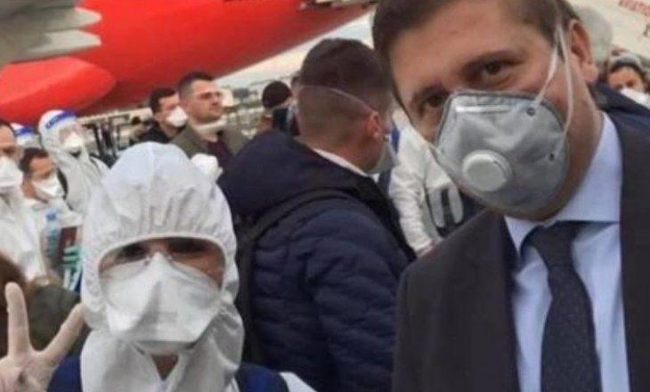 """""""S'e mendoi dy herë""""- """"Corriere Della Sera"""" shkrim për mjeken shqiptare: Kur vendosi të vinte, babin e kishte në karantinë"""