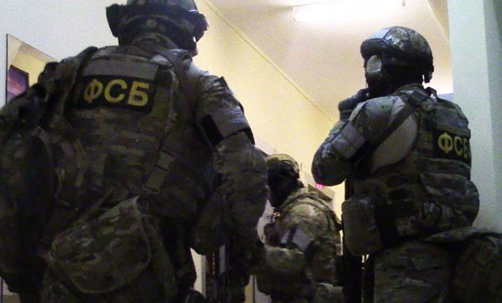 Moska pretendon se ka penguar një sulm terrorist