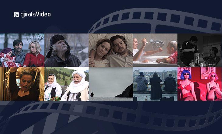 Premierë e jashtzakonshme në GjirafaVideo: Sonte u lansuan 10 filma shqip online dhe falas!