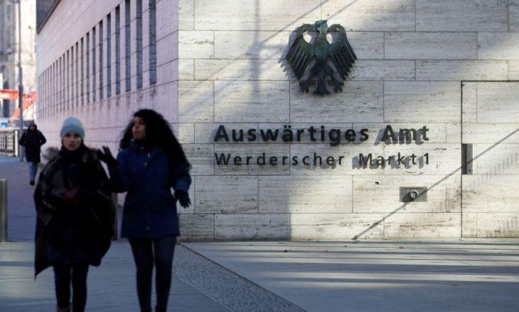 Letra gjermane: Kina u përpoq të ndikojë për deklarata pozitive