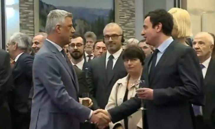 Kjo është ekipa e themeluar nga kryeministri i shkarkuar për dialogun me Serbinë
