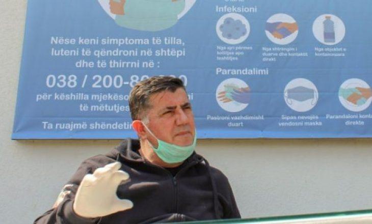 Haziri tregon gjendjen e qytetares nga Gjilani të ardhur nga Zvicra që është prekur me COVID-19