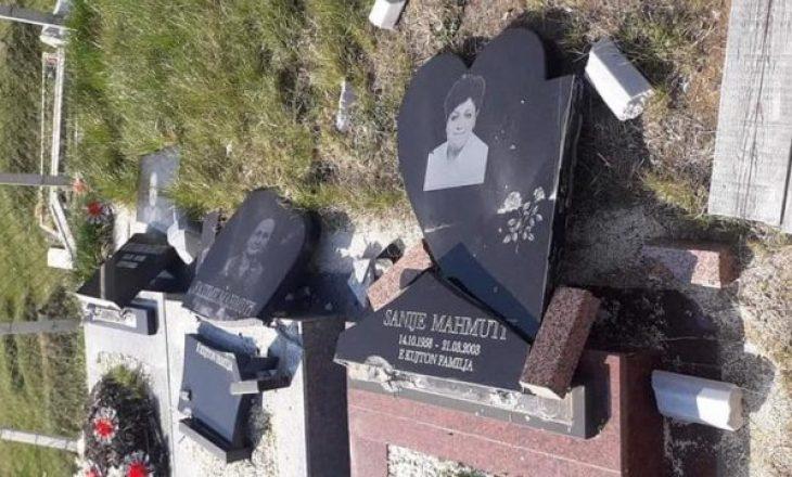 Dëmtohen varrezat e Romëve, Ashkalive dhe Egjiptasve në Rahovec