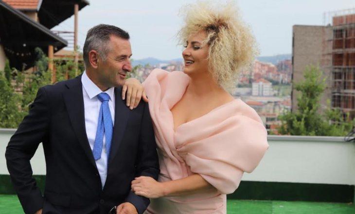 Donika Kadaj romantike, e uron burrin për ditëlindje