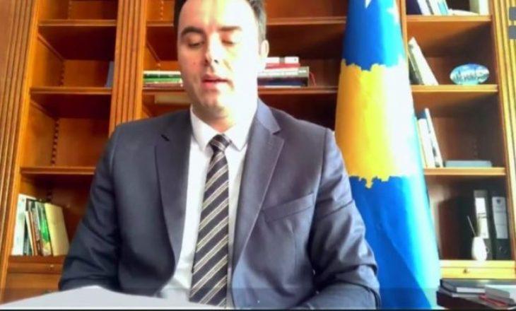 Konjufca flet për praninë e flamurit të Kosovës në seancën e sotme të OKB-së