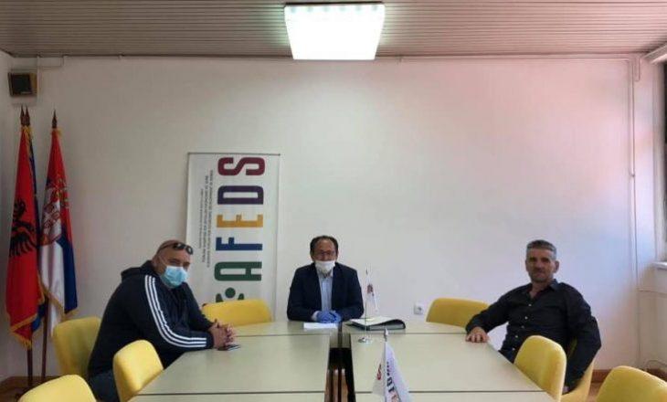 Aktivistët nga Medvegja kërkojnë që mjetet e ndara nga Qeveria e Kosovës të mos menaxhohen vetëm nga serbët