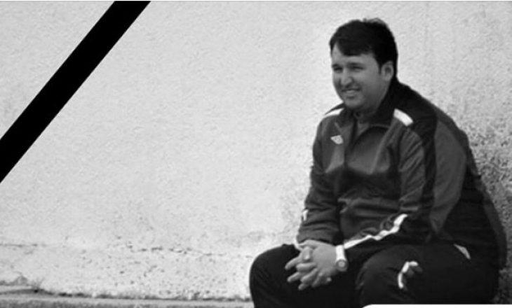 Vdes ish futbollisti shqiptar në moshën 36 vjeçare, ishte i infektuar me Coronavirus
