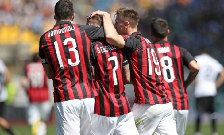 Milan i befason të gjithë me trajnerin e ri