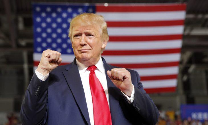 CNN: Refuzimi i Trumpit për të mbajtur maskë – qëndrim politik