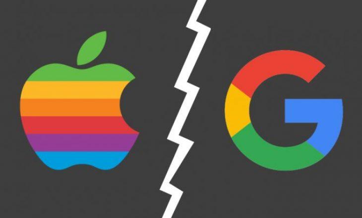 Google ndjek shembullin e Apple