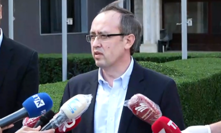 Hoti: Kemi arritur marrëveshje me Listën Serbe