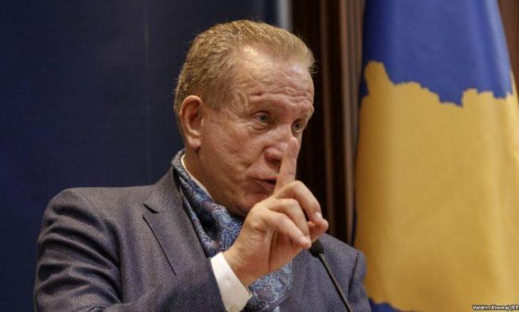 Pacolli: Të mos flitet tani për postin e presidentit