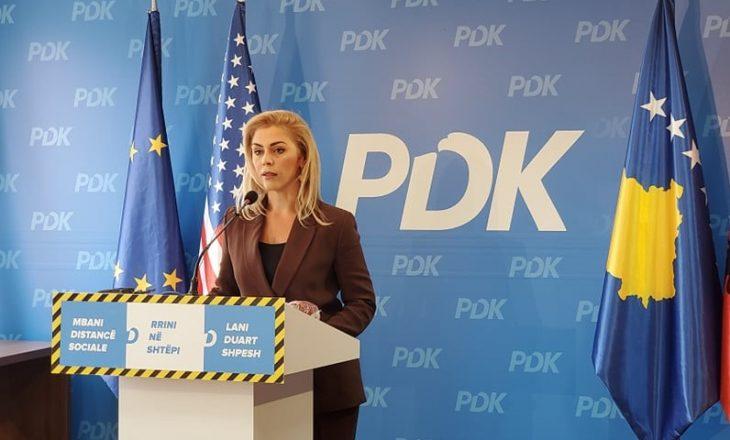 PDK: Qeveria Kurti gjunjëzoi Kosovën para Serbisë, 1000 testet donacion u kontrabanduan në kufi