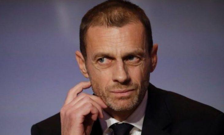 UEFA del me sqarim zyrtar rreth datave për rifillimin dhe mbylljen e sezonit