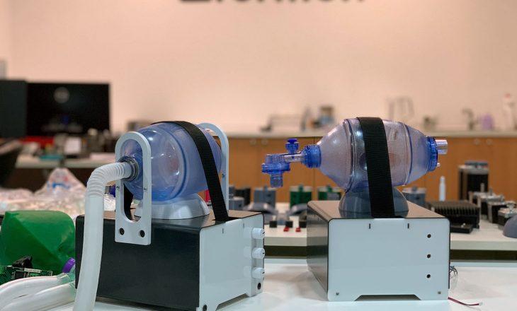 Ventilatori i prodhuar nga të rinjtë e Prishtinës bëhet lajm në media ndërkombëtare
