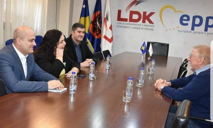 Deputeti i LDK-së që votoi kundër rrëzimit të Kurtit: E drejta s'do të tradhtohet