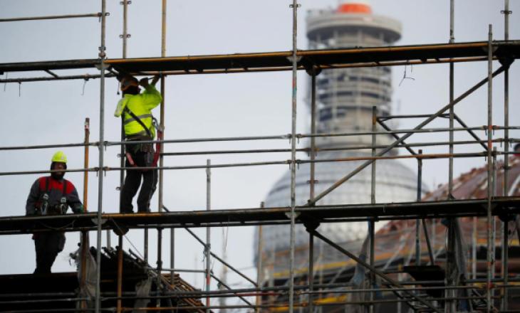 Ekonomia e Gjermanisë pritet të tkurret për 6.6 për qind shkaku i pandemisë