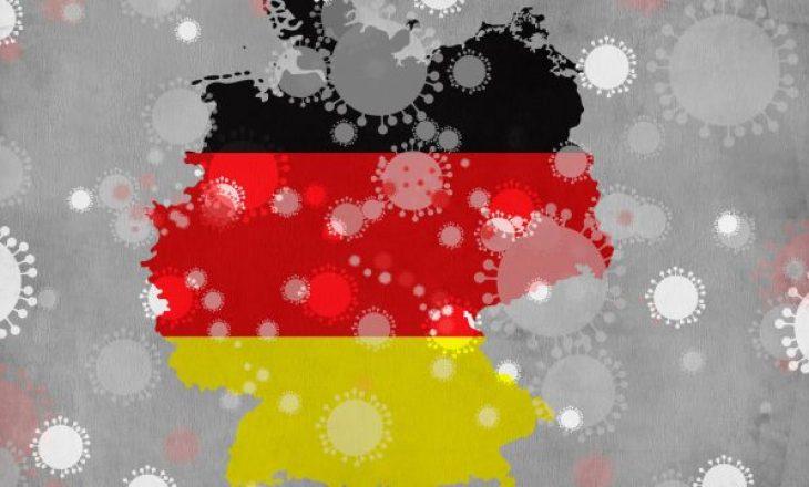 Gjermania arrin shifrën e 50 mijë viktimave nga COVID-19 që nga fillimi i pandemisë