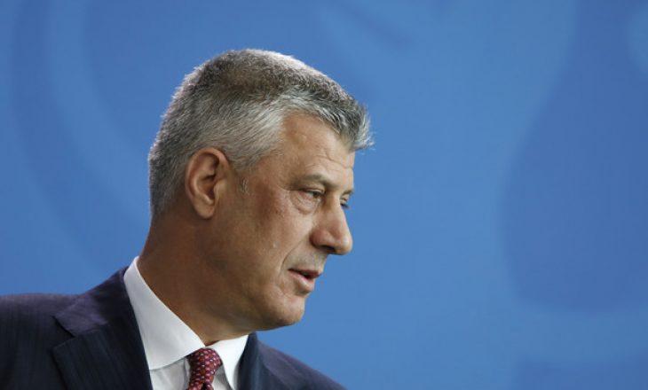 Thaçi mirëpret ftesën e Grenell-it: SHBA gjithmonë vendimtare për të ardhmen e Kosovës