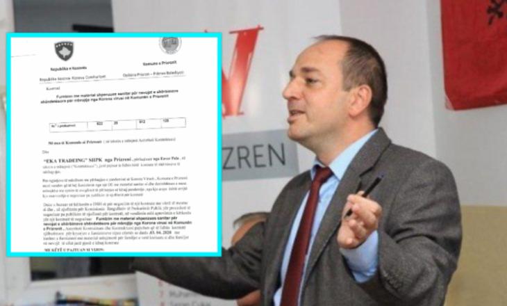 Haskuka nuk ndalet me kontrata të dyshimta: Paguan 14 euro për një litër dezinfektues