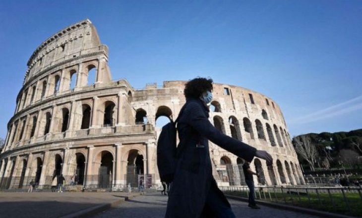 Italia shënon rekord të vdekjeve ditore nga COVID-19