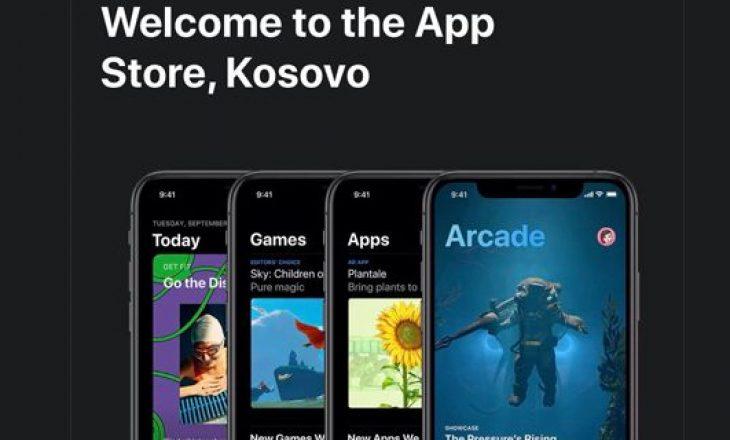 Prej sot edhe Kosova me App Store