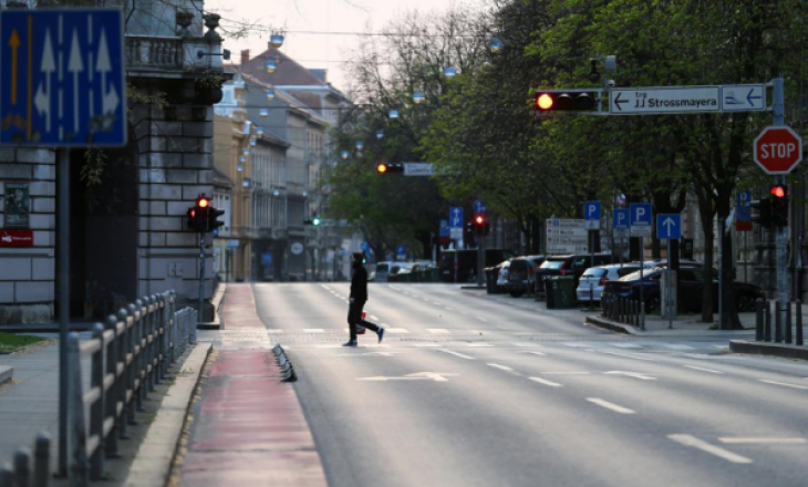 Kroacia shënon 20 viktima nga COVID-19 në 24 orët e fundit