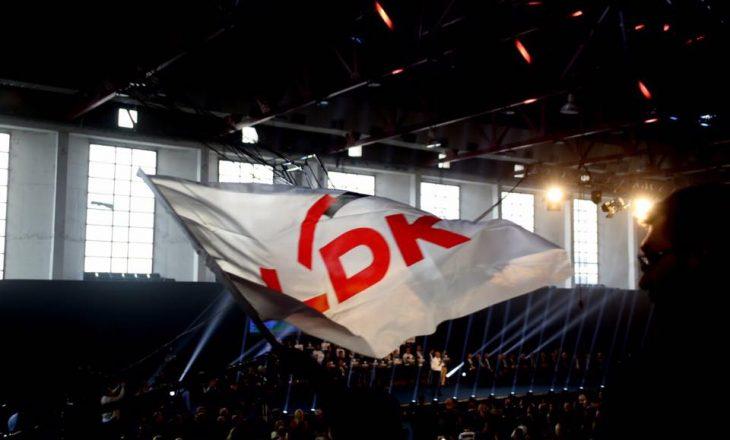 LDK zyrtarizon dhjetë kandidatë për kryetarë komunash
