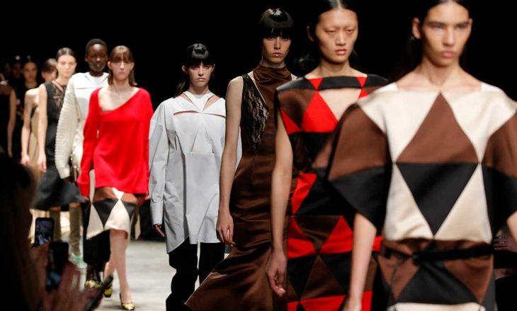 """Është planifikuar të mbahet në qershor, ja çdo të ndodhë me """"London Fashion Week"""""""