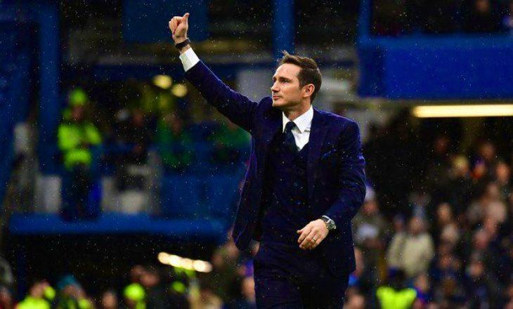 Lampard mund të vendoset në krye të pankinës së Bournemouth