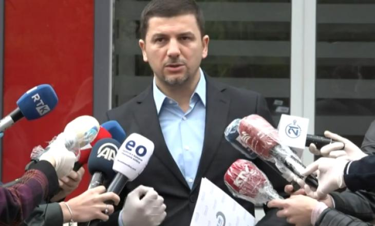 Krasniqi: PDK është gati, të shpallen sa me shpejt zgjedhjet