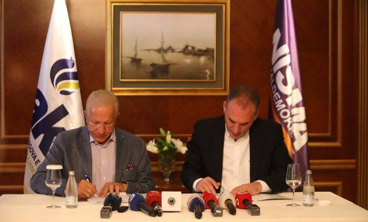 A do të jetë Nisma e AKR në qeverinë e re – Flasin nga dy partitë