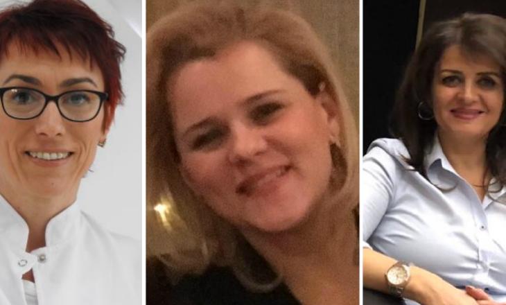 Këto janë tri mjeket mikrobiologe që testojnë mostrat për koronavirus në Kosovë