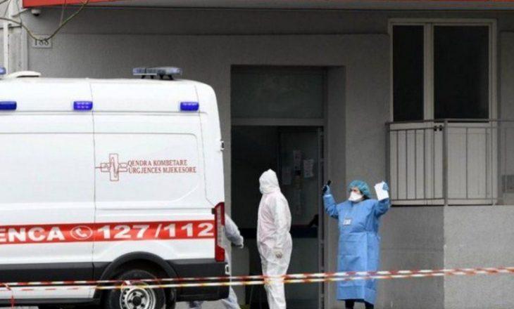 Vdes edhe një pacient i prekur me Covid-19 në Tiranë
