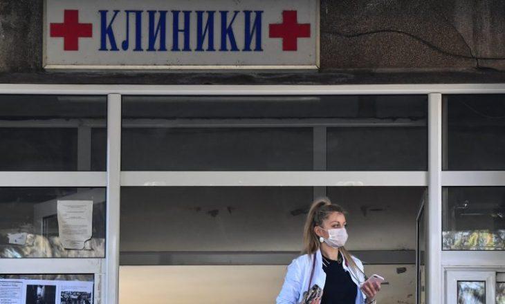 Humbin jetën 4 pacientë me koronavirus në Shkup