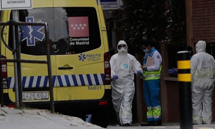 619 vdekje të reja në Spanjë