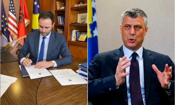 """Loja me ambasadorët – Thaçi """"refuzon"""" t'i kthejë ambasadorët e tërhequr nga Konjufca"""
