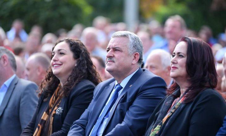 Agim Veliu 'kërcënon' Vjosa Osmanin: Do të shpalosë fakte të tjera kundër saj