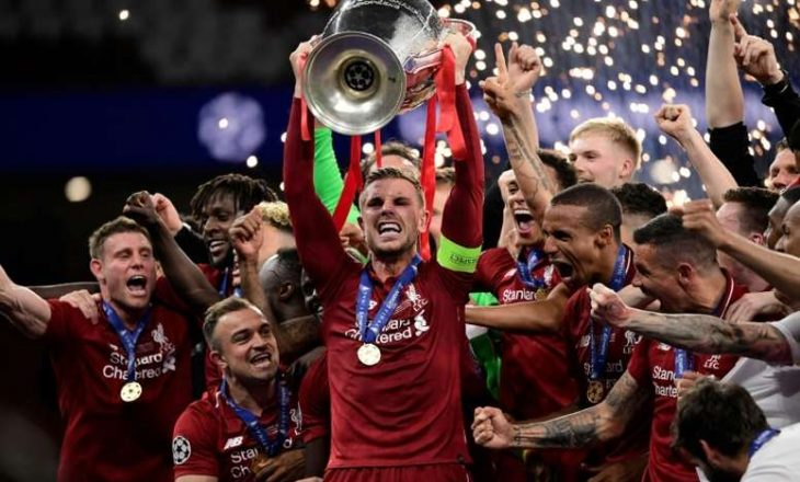 UEFA: Nuk ka Ligë të Kampionëve në qoftë se Liverpooli shpallet kampion tani