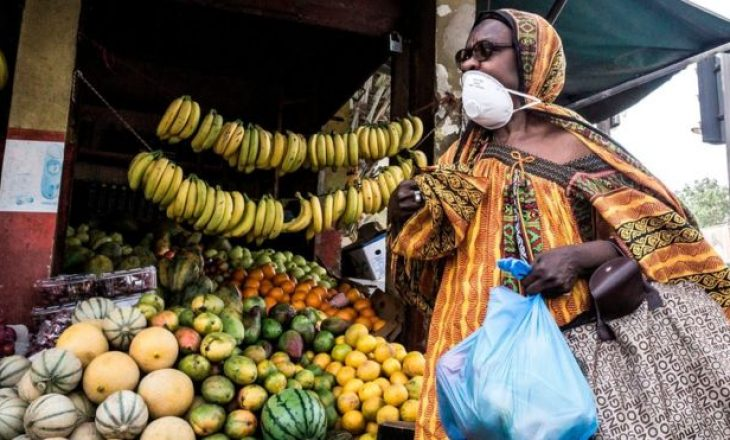 Mbi 96 mijë viktima nga Coronavirusi në kontinentin afrikan që nga fillimi i pandemisë