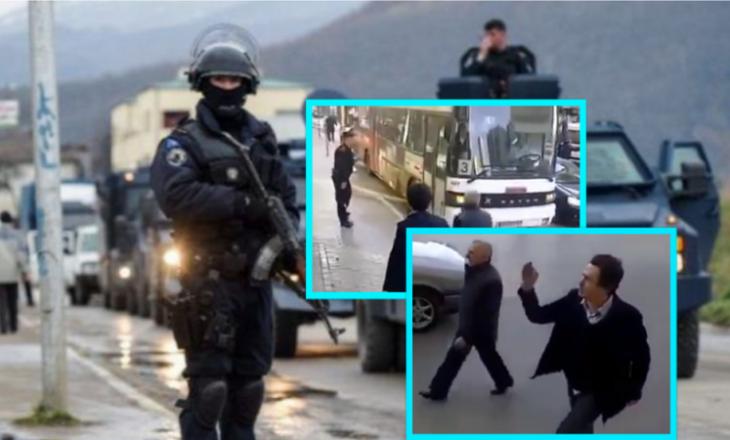 Kryeministri Kurti dikur i quante policët e Kosovës majmunë dhe të poshtëruar për mosndërhyrje në veri