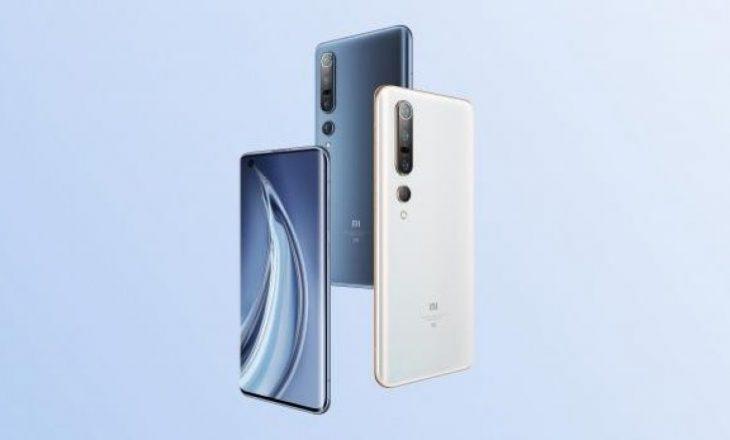 Bëhet i ditur çmimi i Xiaomi Mi 10 dhe Mi 10 Pro në Evropë