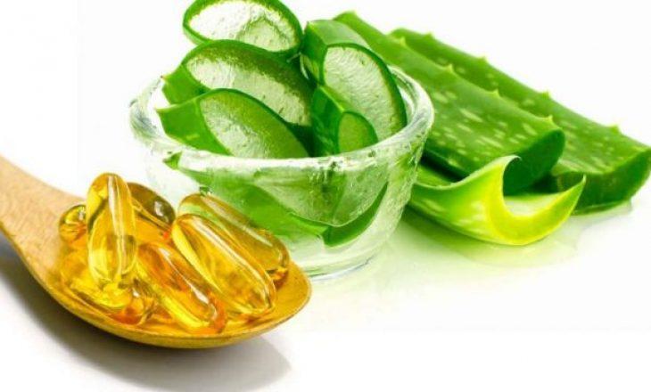 Si ta përgatisni kremin me aloe vera dhe vitaminë E