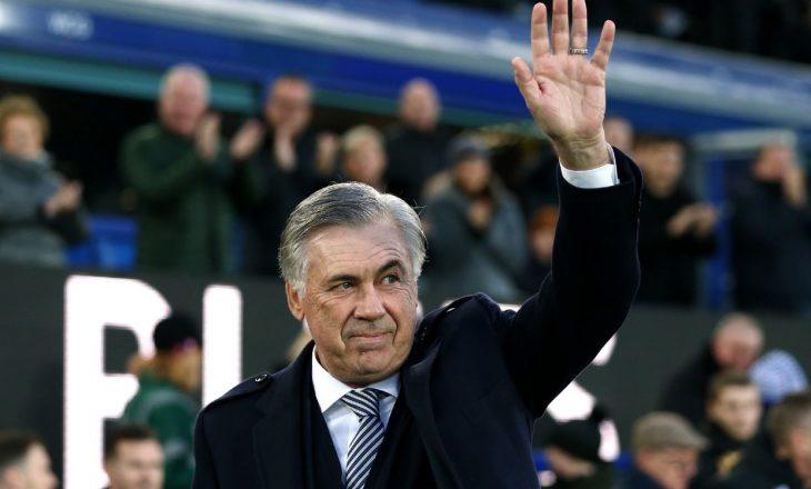 Zyrtare: Carlo Ancelotti trajneri i ri i Real Madrid