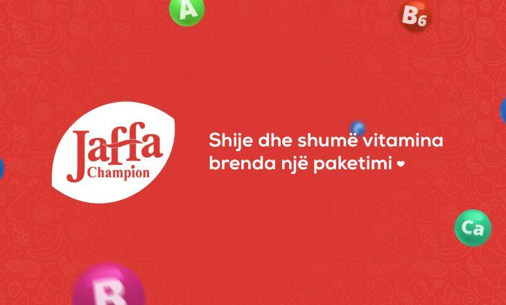 Shije dhe shumë vitamina brenda një paketimi!