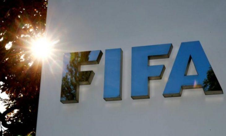 FIFA pritet të shtyjë për afat të pacaktuar stinorin 2019-20