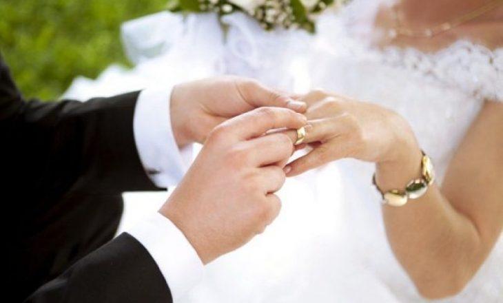 Llapjanët nuk i ndalë Koronavirusi – bëjnë dasmë me krushqi