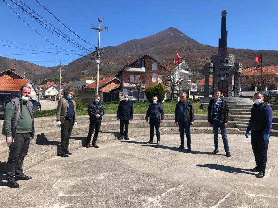 Krerët e Prizrenit paraqesin kallëzim penal ndaj zyrtarëve të PDK së që vizituan Korishën e karantinuar