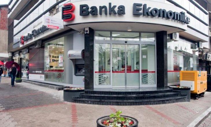 BQK siguron klientët e Bankës Ekonomike se mjetet e tyre janë të pa ndikuara dhe të sigurta